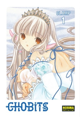 CHOBITS 01 INTEGRAL