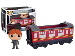 FUNKO POP! RIDES: HOGWARTS EXPRESS TRAINCAR WITH RON #21