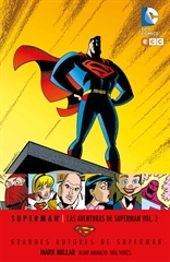 GRANDES AUTORES DE SUPERMAN: MARK MILLAR – LAS AVENTURAS DE SUPERMAN VOL. 02