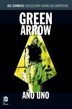 COLECC. NOV. GRAFICAS DC COMICS # 15 - GREEN ARROW AÑO UNO