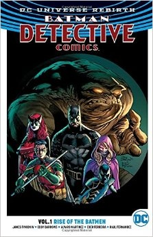 BATMAN DETECTIVE COMICS VOL 1 RISE OF THE BATMEN TPB (REBIRTH)