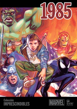 IMPRESCINDIBLES MARVEL # 10 1985