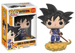 FUNKO POP! ANIMATION DRAGON BALL Z GOKU & NUMBUS