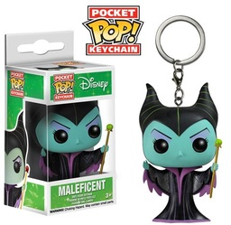 FUNKO POP! KEYCHAIN DISNEY MALEFICENT