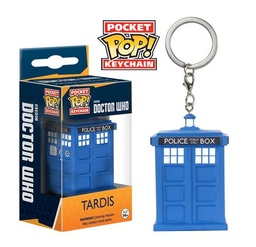 FUNKO POP! KEYCHAIN DOCTOR WHO TARDIS