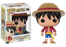 FUNKO POP! ANIMATION ONE PIECE MONKEY D LUFFY