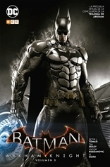 BATMAN: ARKHAM KNIGHT # 3