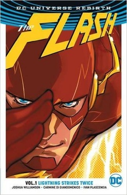 FLASH # 1 - LIGHTNING STIKES TWICE REBIRTH