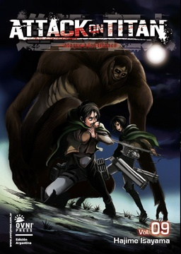 ATTACK ON TITAN # 09
