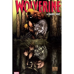 WOLVERINE BY DANIEL WAY COMPLETE COLLECTION TPB