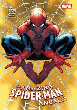 AMAZING SPIDERMAN ANUAL # 01