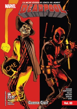 DEADPOOL VOL 03: GUERRA CIVIL