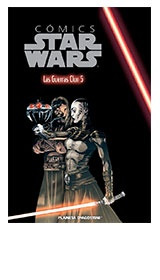 COMICS STAR WARS # 24 - LA GUERRAS CLON 05