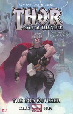 THOR GOD OF THUNDER # 01 THE GOD BUTCHER