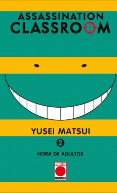 ASSASSINATION CLASSROOM # 02