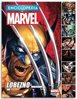 ENCICLOPEDIA MARVEL 2017 # 08 LOBEZNO VOL 01