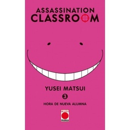 ASSASSINATION CLASSROOM # 03