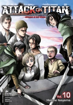ATTACK ON TITAN # 10