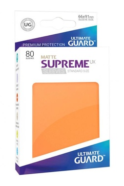 PROT ULTIMATE GUARD MINI NARANJA MATE X 60 SUPREME