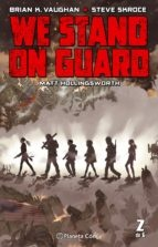 WE STAND ON GUARD # 02 (DE 06)