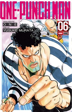 ONE PUNCH MAN # 06