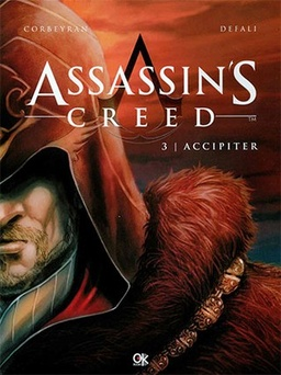 ASSASSIN'S CREED # 03 ACCIPITER