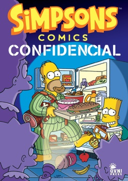 SIMPSONS COMICS: CONFIDENCIAL