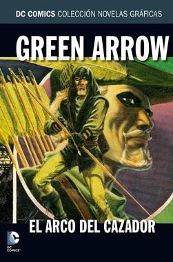 COLECC. NOV. GRAFICAS DC COMICS # 33 GREEN ARROW EL ARCO DEL CAZADOR