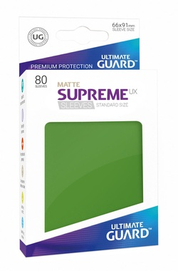 PROT ULTIMATE GUARD STANDARD X 80 - VERDE