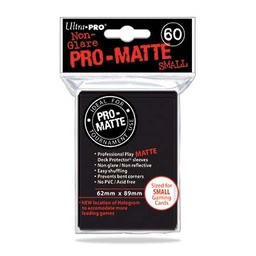 PROT ULTIMATE GUARD SMALL X 60 - NEGRO MATTE