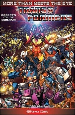TRANSFORMERS MORE THAN MEETS THE EYE # 03
