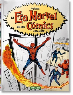 LA ERA MARVEL DE LOS COMICS 1961-1978