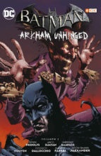 BATMAN ARKHAM UNHINGED VOL 03
