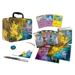 POKEMON COLLECTOR CHEST SHINNING LEGENDS