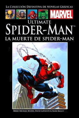 COLECC. DEF. MARVEL # 85 (69) ULTIMATE SPIDERMAN - LA MUERTE DE SPIDERMAN