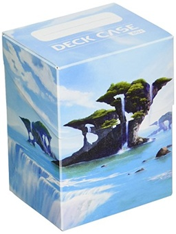 DECK CASE LANDS EDITION 80+ STANDARD ISLA