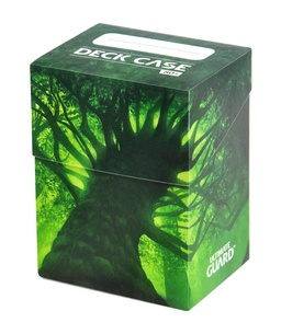 DECK CASE LANDS EDITION 80+ STANDARD BOSQUE