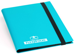 CARPETA ULTIMATE GUARD FLEX AZUL PETROLEO