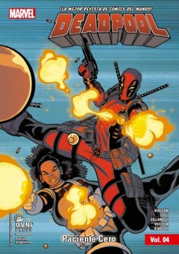 DEADPOOL VOL 04: PACIENTE CERO