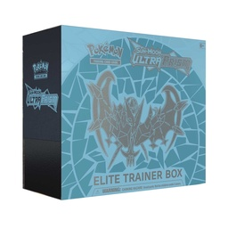POKEMON ELITE TRAINER BOX SUN & MOON - ULTRA PRISM
