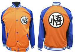 CAMPERA DRAGON BALL
