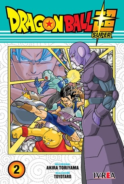 DRAGON BALL SUPER # 02