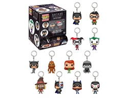 FUNKO POP! KEYCHAIN: BATMAN THE ANIMATED SERIES - MYSTERY POCKET KEYCHAIN