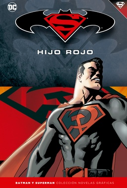 COLECC. NOV. GRAFICAS BATMAN Y SUPERMAN # 02 - HIJO ROJO