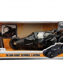 BATIMOVIL 2008 THE DARK KNIGHT CON BATMAN ESCALA 1:24 (98261)