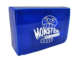 MONSTER DOUBLE DECKS CON IMAN AZUL