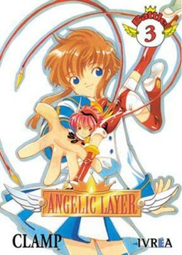ANGELIC LAYER # 03 DE 05