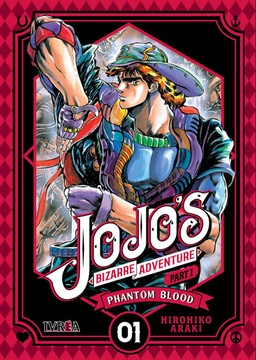JOJOS BIZARRE ADVENTURE PHANTOM BLOOD # 01