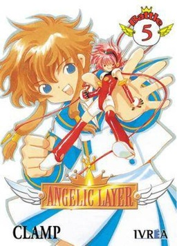 ANGELIC LAYER # 05 DE 05