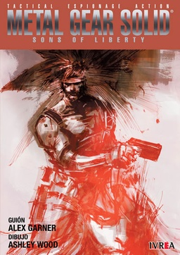 METAL GEAR SOLID - SONS OF LIBERTY # 01